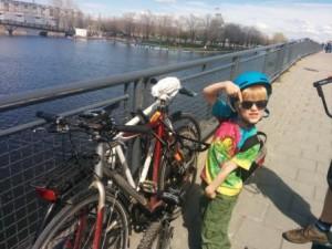 cykel billede m Alexander